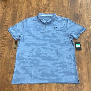Nike Men's Golf Zonal Cooling Polo Shirt Size XL